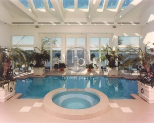 Five decades of awards haven pools for Pool kings design